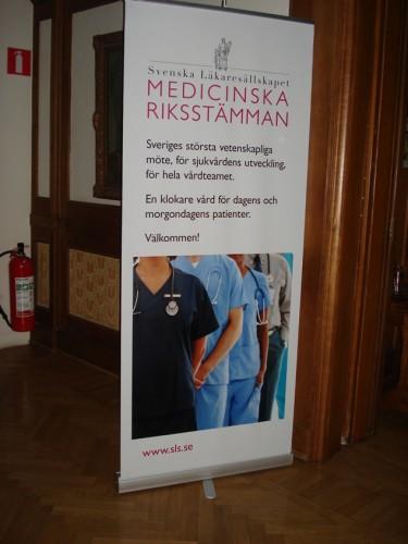 Läkaresällskapet på östra klara kyrkogata