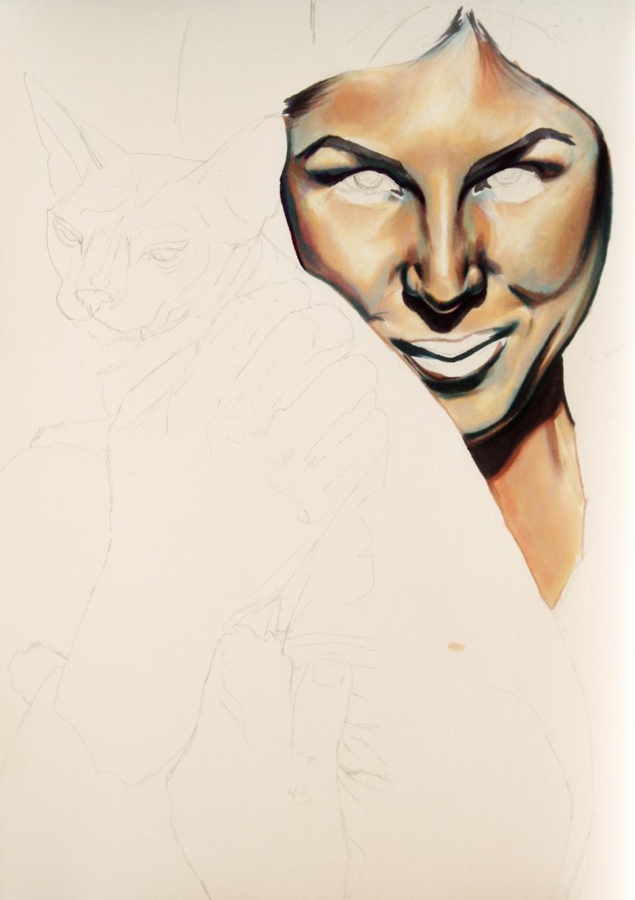 Work in progress 2.